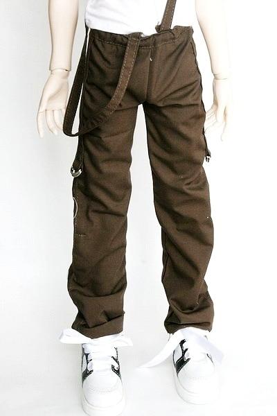 Outfit hose khaki