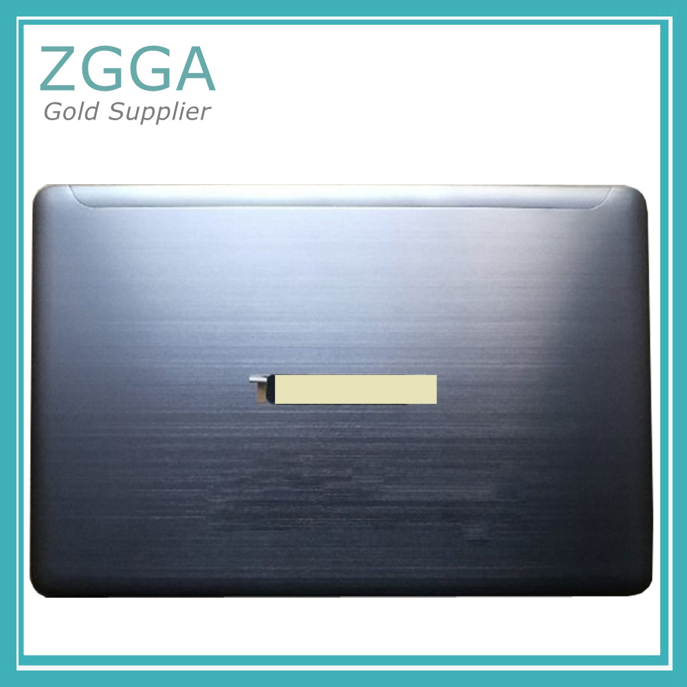 Original New Laptop TOP Case For Toshiba Satellite U840 U845 38BY1LC0I00 Back Cover LCD Rear Lid Metal Material original new laptop base for toshiba satellite u840 u845 bottom cover lower case shell