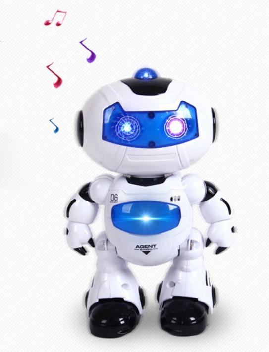 RC Robots Walking English Speaking Toy