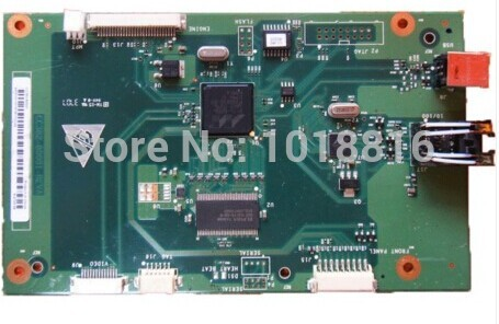 Free shipping 100% test  for laser jet HP P2014N Formatter Board CC382-60001 printer part on sale