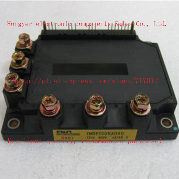 Free Shipping 7MBP150KA060 No New(Old components) IPM module:150A-600V,Can directly buy or contact the seller