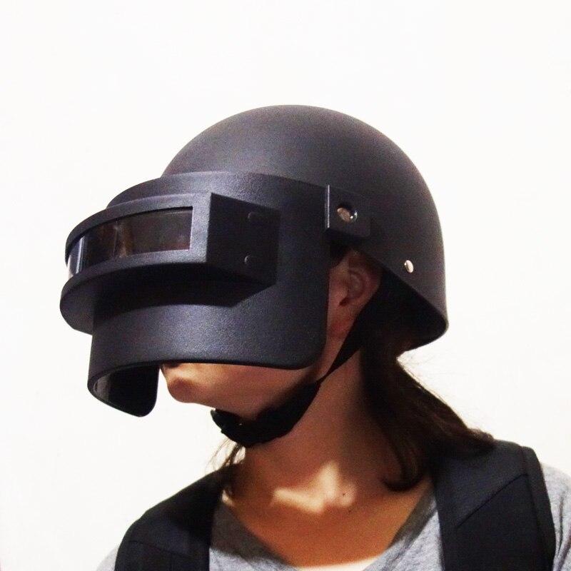 Pubg niveau 3 casque Playerunknown'S champs de bataille casque masque pour Nerf jouet pistolet jeu Rival balle extérieur CS