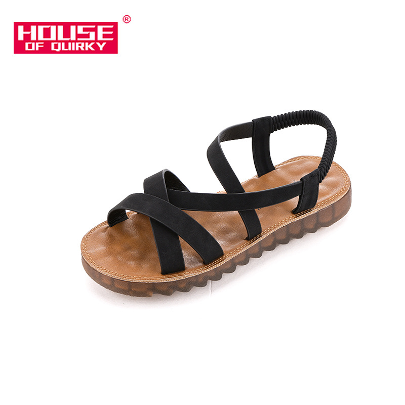 2019 New Spring Female Sandals Fashion Women Shoes size35-40 Open-toed With low shoes flat lace-up shoes One word buckle belt2019 New Spring Female Sandals Fashion Women Shoes size35-40 Open-toed With low shoes flat lace-up shoes One word buckle belt