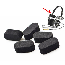1 pair Foam Ear Pads Cushions Headband with Double-sided tape for Koss Porta Pro PP Headphones 12.11