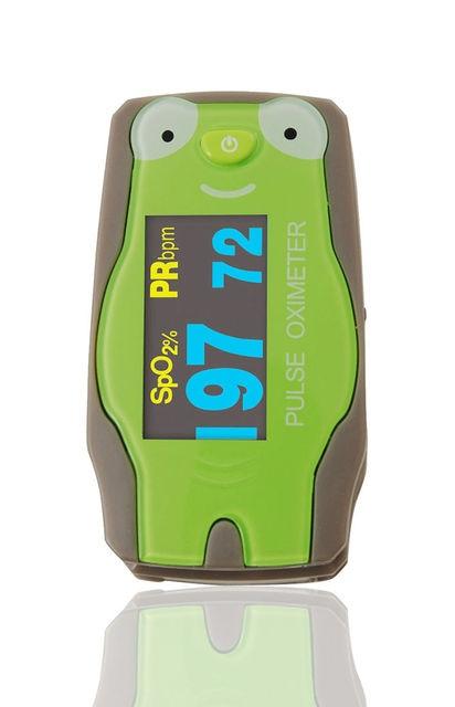 ChoiceMMed Детской Дети OX OLED Нажатием Пульсоксиметр SpO2 PR Монитор FDA