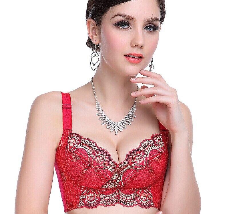 12e53ea0e4 girls bras cotton sets women underwear bra strapless push up bra ...