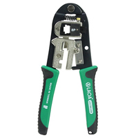 LAOA 8P Network Pliers Cable Crimper Crimping Tools Electrical Wire Cutter Stripping Tool High Quality Tool