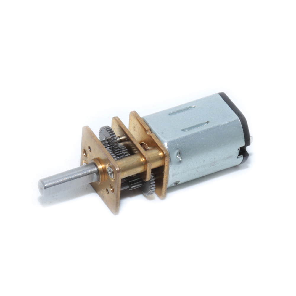 DC 12V 300RPM Micro Electric Full Metal Speed Mini Reduction Metal Gear Motor Shaft Diameter Reduction Gear Motor n20 dc12v 300rpm mini metal gear motor electric gear box motor