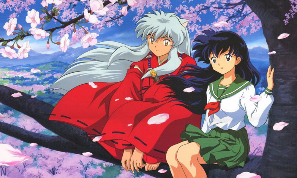 Us 14 59 27 Off Mother S Day Gift Inuyasha Anime Inuyasha Kagome 95 X 55 Cm Mini Single Layer Baby Blanket 38747 In Blankets From Home Garden