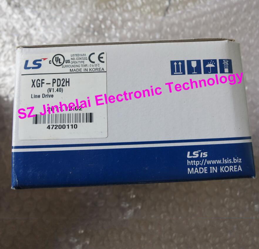 100% New and original XGF-PD2H LS(LG) PLC Position control unit 100% new and original xgf po3h xgf p03h ls lg plc special module positioning module