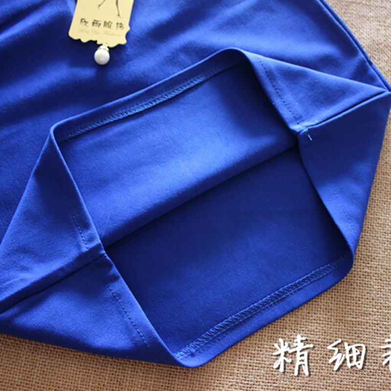 skirts Spring ladies stretch cotton bag hip skirt a Korean version of the A word bust wholesale fashion personality