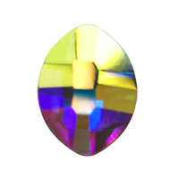 288 шт. G2060 4x6 мм 6x8 мм Crystal AB 3D модные Best AAA качества со стразами для Дизайн ногтей одежды Обувь украшения