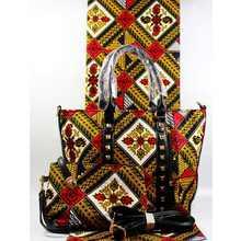 Набор сумок из белой вощеной ткани высокого качества