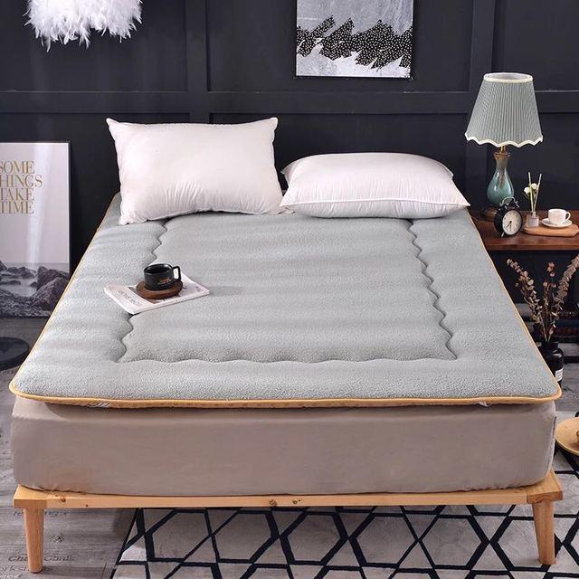 2019 Macio e confortável colchão colchão portátil para uso diário da mobília do quarto quarto dormitório cama Tatami colchão