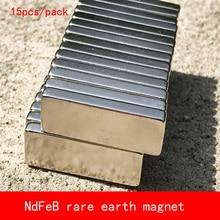 15PCS 30*10*4mm NdFeB rare earth moto magnet magnets grade N38 N52 30X10X4MM
