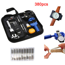 Complete Watch Repair Tools Set for Battery Change Case Open