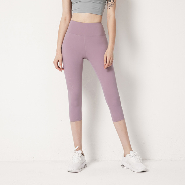 Yoga Calf-Length Pants