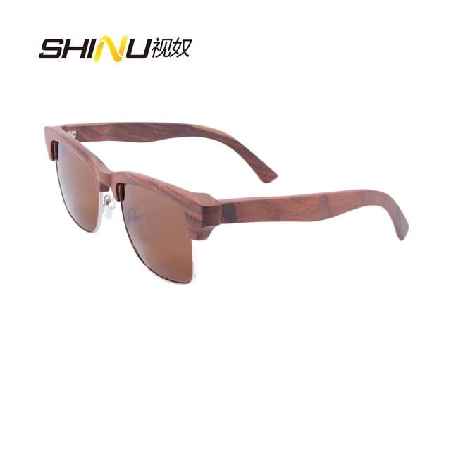 423aa75ea19a Handmade polarized wood sun glasses half rim wooden frame sunglasses jpg  640x640 Wooden frame sunglasses