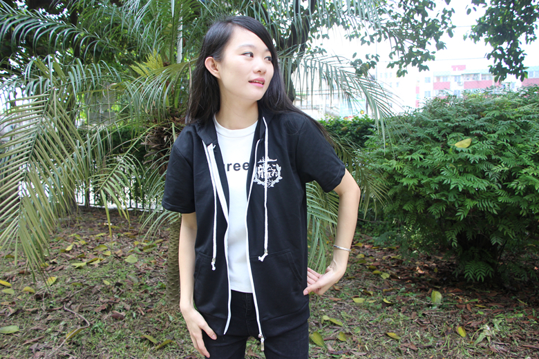 Cute Unicorn Kantai Collection short sleeve Coat hooded Jacket mens sweatshirt casual dress women clothes anime cosplay costume