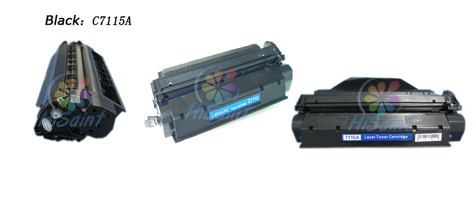 Compatible black toner laserjet printer laser cartridge for hp C7115A 7115A 15A 1000 1220 3330 3300 1005 1200 3380 (2500pages) compatible toner cartridge for hp c7115x lasterjet 1000 1005 1200 1220 3300 3310 3320 3330 3380 for canon lbp 1210 russian stock