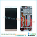 for Huawei P9 EVA-L09 EVA-L19 EVA-AL00 LCD display Screen with Touch Screen digitizer with Frame bezel assembly full sets