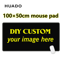 Customized Rubber Gaming Mouse Pad Mouse Mats For Gamer Large Gamepad Lock Edge Mousepad For Starcraft