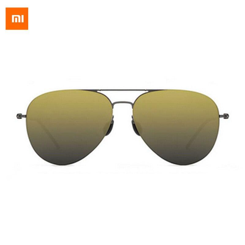 2017 nouveau Xiaomi Turok Steinhardt TS marque Nylon polarisé inoxydable résistant aux UV lentilles solaires avec conception de bord cachée