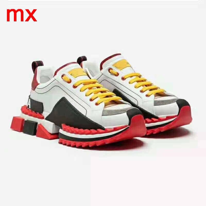 F. N. JACK Hommes Chaussures Hommes espadrilles décontractées Tendances Respirant Véritable chaussures en cuir de vache Hommes de Mode baskets en caoutchouc