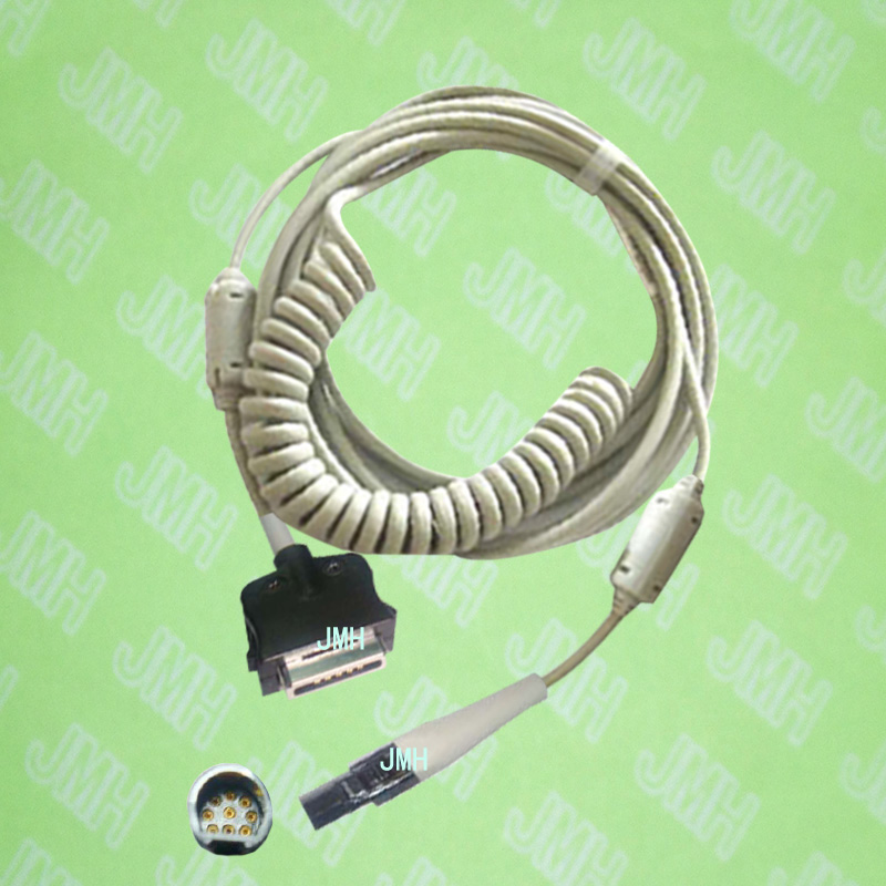 New,Compatible with GE MAC5000 Resting ECG System with CAM 14 Acquisition module The 2016560-001 trunk cable.