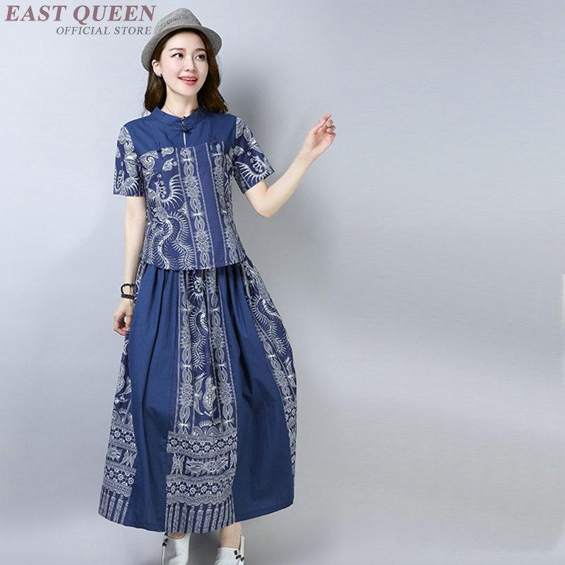 Traditional Chinese dress clothing for women oriental modern qipao ao dai cheongsam style dress female AA4063