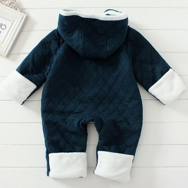 New-Autumn-Winter-Baby-Coveralls-Thicken-Cotton-padded-Baby-Girl-Clothes-Casual-Solid-Baby-Rompers-High-Quality-Baby-Boy-Clothes-3