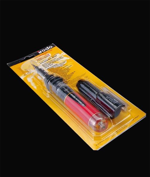 цена на Taiwan iroda PRO-110 110w soldering iron gas  soldering gun  heat transfer