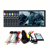 7010B 7inch Car Radio Bluetooth V2.0 Stereo HD Touch Screen MP5 Player SD MMC USB FM MP3/MP4 Hands-free Call Remote Control