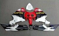 Motorrad Verkleidung Für Honda VFR400 VFR400R NC30 1989 1990 1991 1992 VFR 400 R Karosserie Kit Verkleidungen UV Gemalt