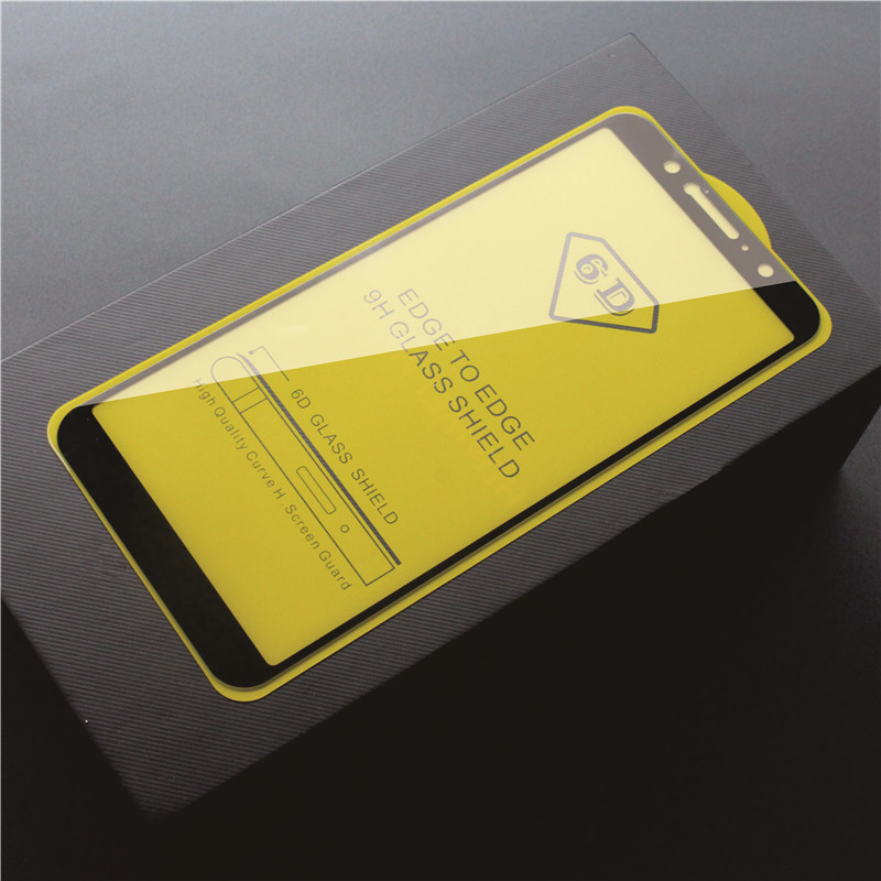 2pcs 9D Tempered Glass For Asus Zenfone Max Pro M1 M2 Zb631kl Zb633kl Zb556kl Screen Protector ZB601KL ZB602KL Glass Film