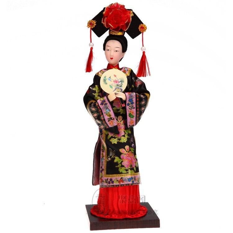 Crafts Decoration Tang Fang Beijing Married Arts Qing Silk Get Girl Gifts 7BA5Bw