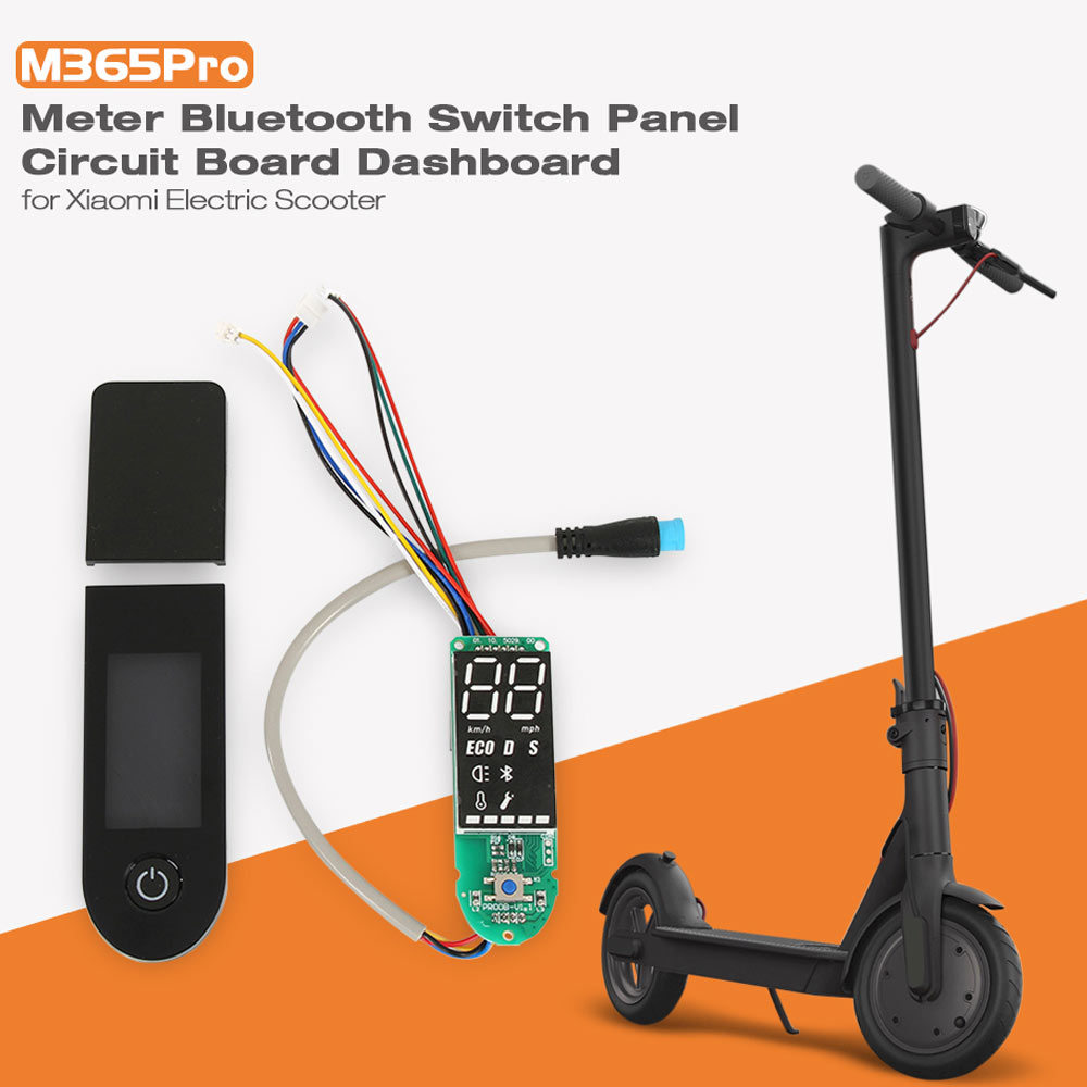 M365Pro Meter Bluetooth Switch Panel Circuit Board Dashboard for Xiaomi Electric Scooter For Xiaomi Mjia M365