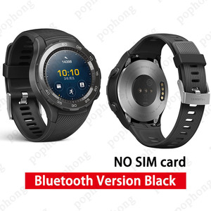 Image 4 - Original Global Rom Huawei Watch 2 Smart Watch Support bluetooth LTE4G HeartRate Tracker For Android iOS IP68 waterproof NFC GPS