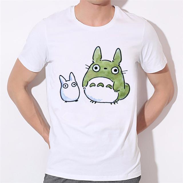 Totoro Multi Designed Signature T Shirt