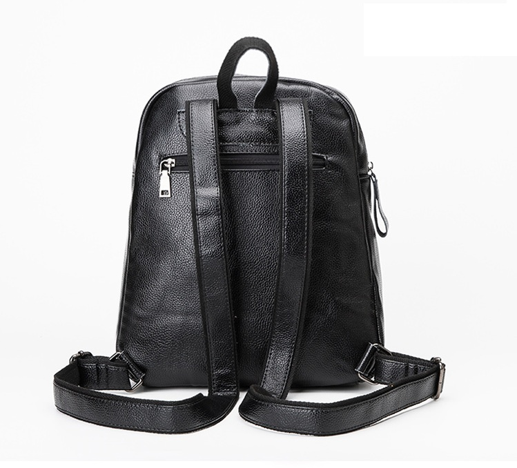 Designer Women Genuine Leather Kanken Backpacks For Teenage Girls Fashion Womens Shoulder School Bags Capacity Mochila N007