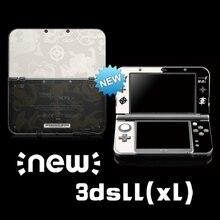 واقية جلد فينيل ملصق ل النار شعار ملصقات ل نينتندو جديد 3DSLL 3DSX لعبة محدودة ملصق
