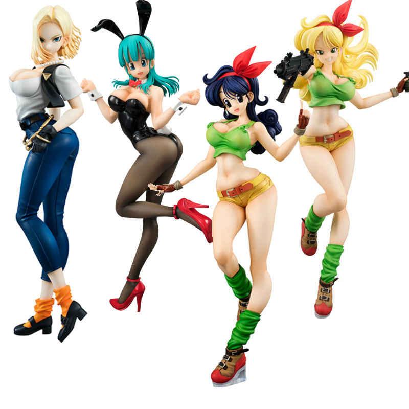 Novo 5 cores Brinquedos de Dragon Ball Anime Japonês Figuras de Ação & Toy Figuras Pvc Coleção Modelo Para O Natal/aniversário presentes
