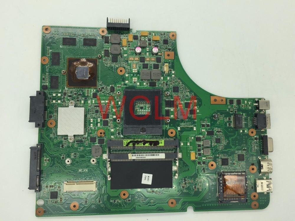Бесплатная доставка K53SV GT540M 2 ГБ REV3.0 USB 3.0 плата для ASUS K53S X53S A53S K53SV Материнская плата ноутбука N12P-GS-A1 100% тестирование