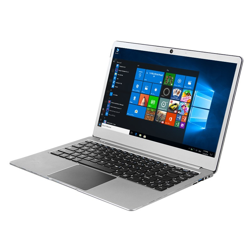 T-BAO Tbook 4 14 inch Ultraslim Laptop 6G/64G N3450 2.2GHz 1920*1080 Grey Metal TF Card Scalable SSD Slot USB3.0 Laptops Tablet