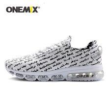 ONEMIX Men Casual Shoes Luxury Brand Sneakers 2019 New Lightweight Air Cushion Trainers Jogging Walking Women Tennis Shoe