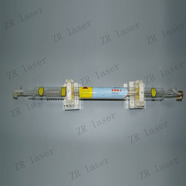 Strong power 700mm Laser Tube 40W CO2 laser tube long lifetime for engraving machine ZuRong цена