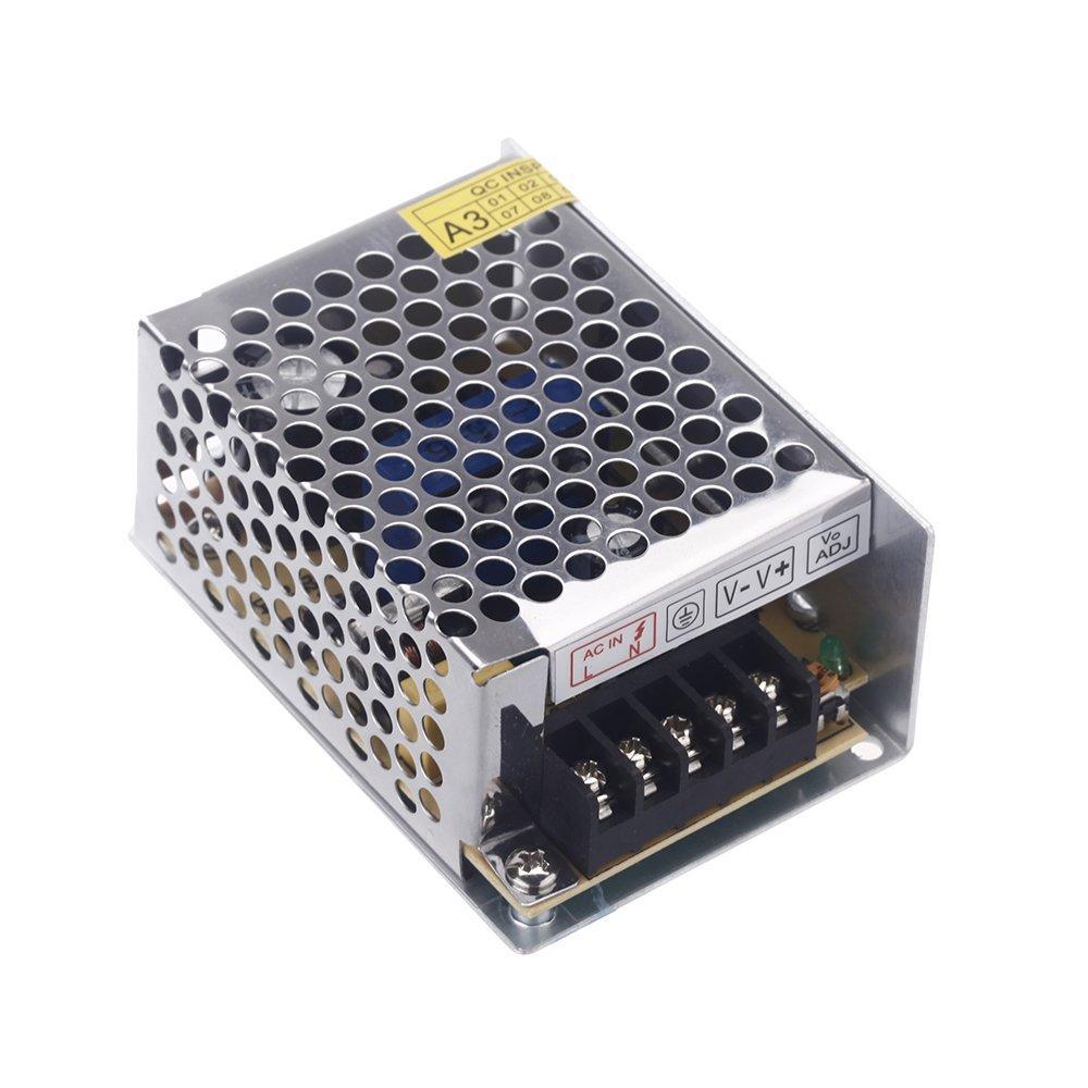 AC 100V ~ 240V to DC 5V 3A 15W power transformer switch power supply for LED strip цена