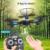 Nuevo RC Drone X601H MJX  WIFI FPV HD Cámara RC Quadcopter APP/Transmisor Dual Modo de Mantenimiento de Altitud Flip 3D Helicóptero RC Juguete RTF