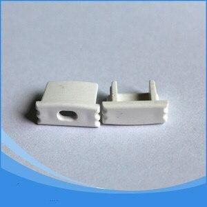 Image 3 - Светодиодный алюминиевый профиль длиной 1 м, 10 шт., бесплатная доставка, Светодиодная лента, алюминиевый корпус канала, артикул LA LP07 для светодиодной ленты шириной 12 мм