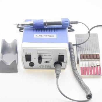 35 W 40000 RPM taladro eléctrico para uñas equipo de manicura máquina herramientas acrílicos de pedicura molienda máquina de taladro para uñas conjunto